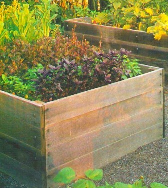 You See Raised Bed Gardens Are Permanent Plots Surrounded By Narrow Paths.  When I Established A Raised Bed Vegetable Garden, I Didnu0027t Need To Dig  Often, ...